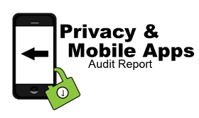 Privacy and Mobile Apps audit report