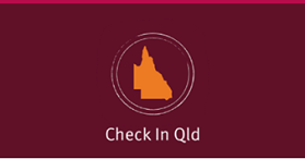 Image showing Check In Qld icon