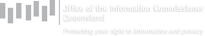 Office of the Information Commissioner Queensland