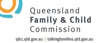 Queensland Family and Child Commission  logo